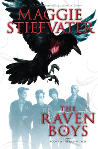 Series Review : The Raven Cycle by Maggie Stiefvater