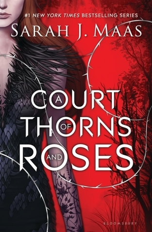 Series Review : A Court of Thorns and Roses by Sarah J Maas
