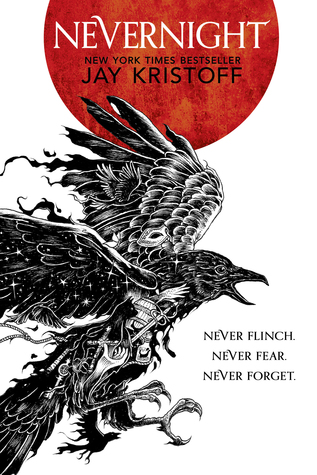 The Nevernight Chronicles by Jay Kristoff