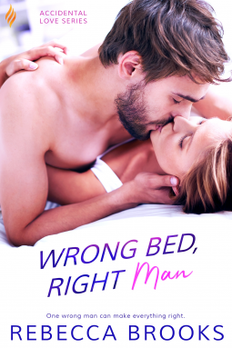 Wrong Bed, Right Man by Rebecca Brooks