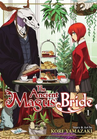 The Ancient Magus' Bride Vol. 1  by Kore Yamazaki
