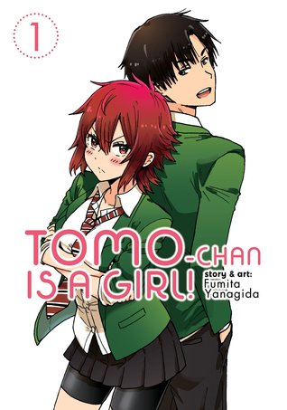 Tomo-chan is a Girl! Vol. 1 by Fumita Yanagida